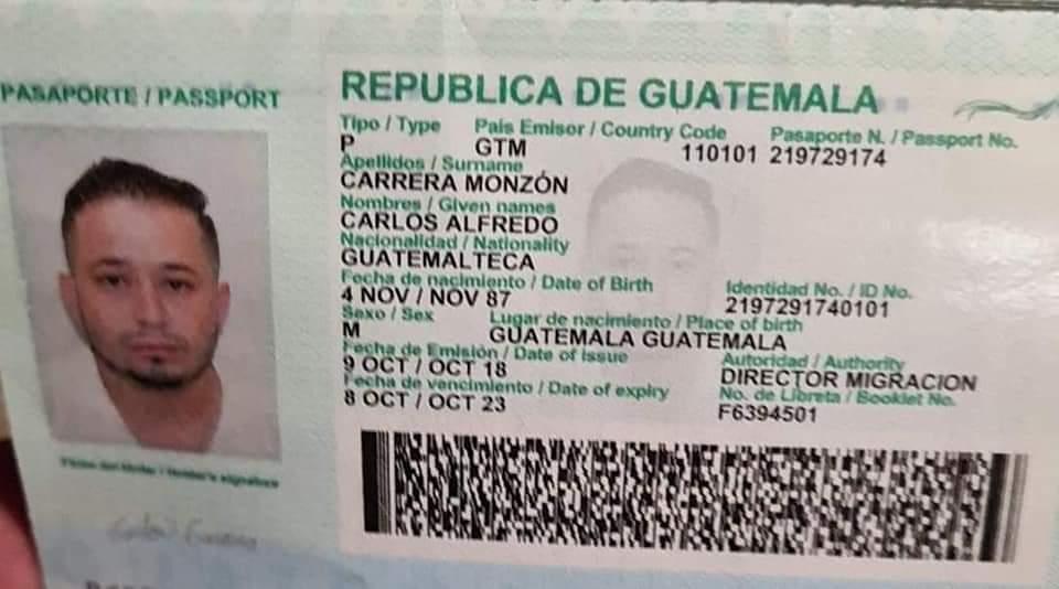 Guatemalteco muere en hotel de Roatán