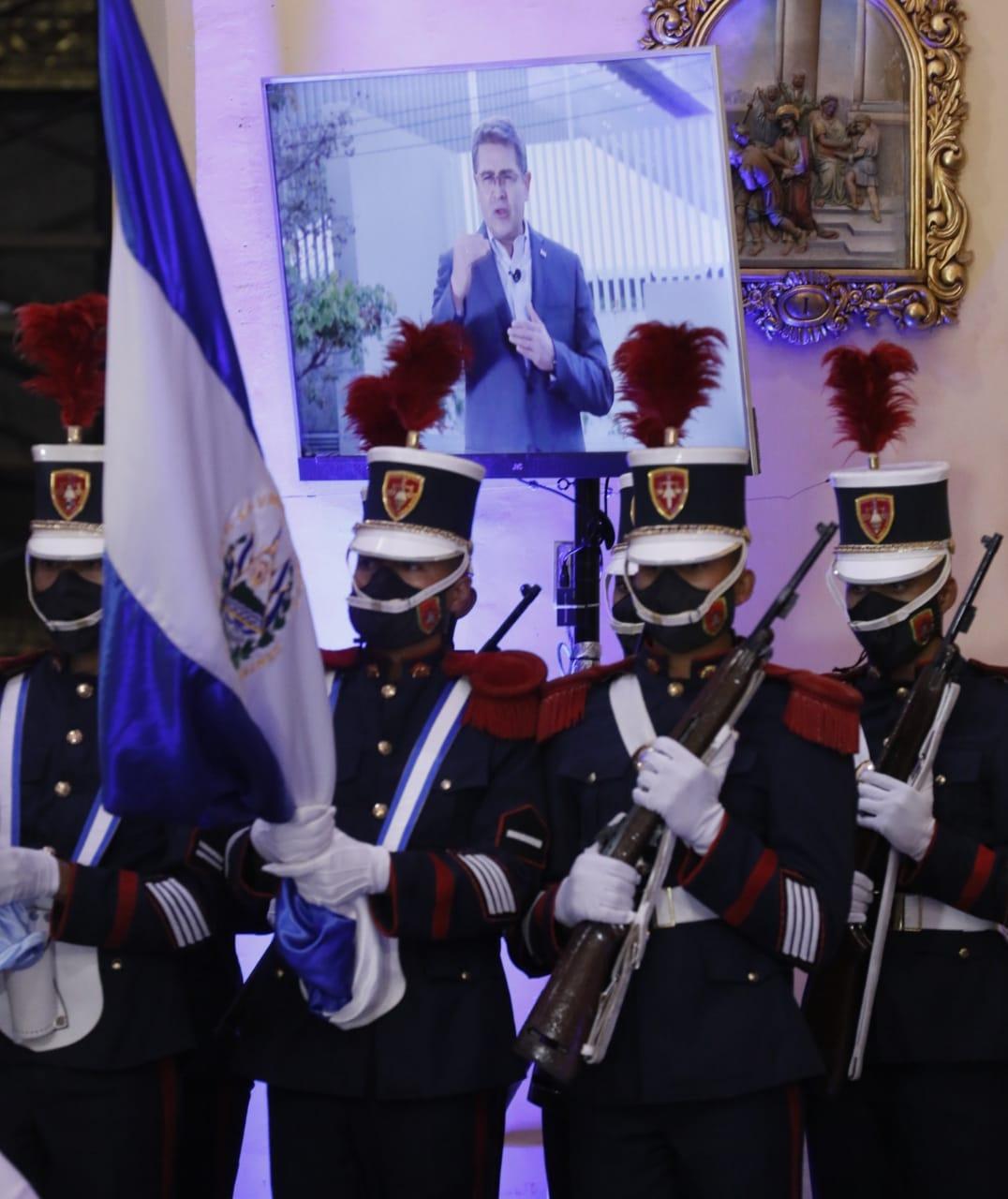 Inician celebraciones  en conmemoración del Bicentenario de Independencia
