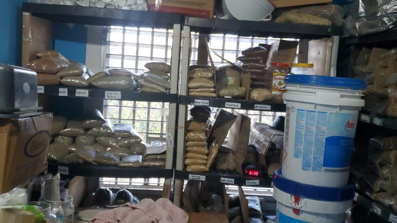 Desmantelan laboratorio de medicamentos naturales en Siguatepeque