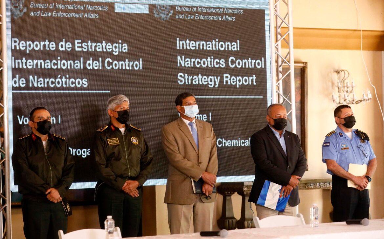 Informe del Departamento de Estado reconoce y respalda esfuerzo de Honduras contra el narcotráfico