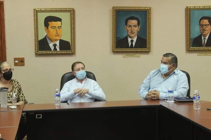 Alcalde de Santa Lucía visitó alcaldía de Comayagua para conocer experiencia de trabajo en materia catastral