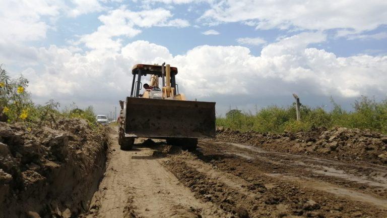 Más de 450 familias se beneficiarán con limpieza en residencial La Frontera