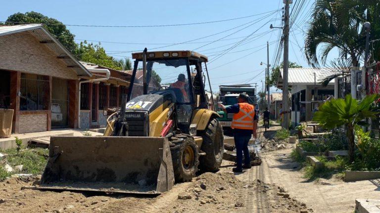 Avanza en 90% la limpieza de la comunidad Nuevo San Juan de La Lima