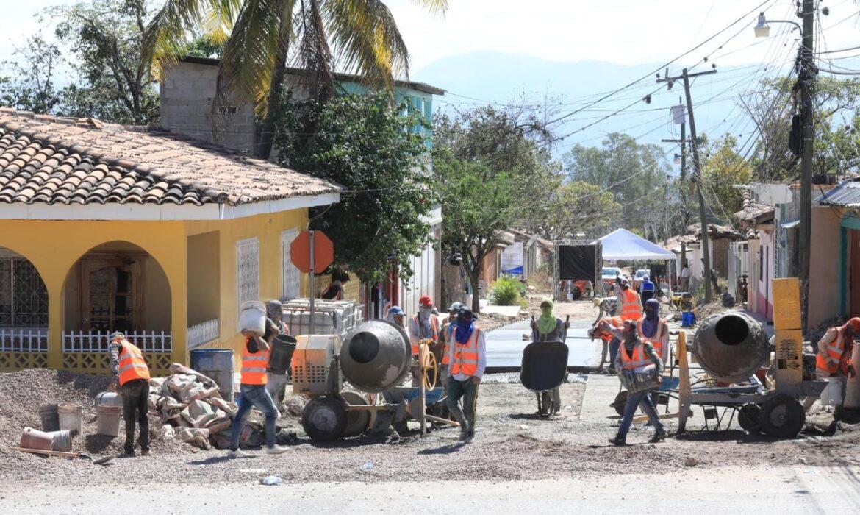 Honduras Se Levanta mejorará condiciones de vida de 570 familias en barrio La Merced de la ciudad de La Paz