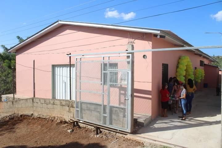 Alcaldía de Comayagua construye centro integral en la colonia 9 de mayo
