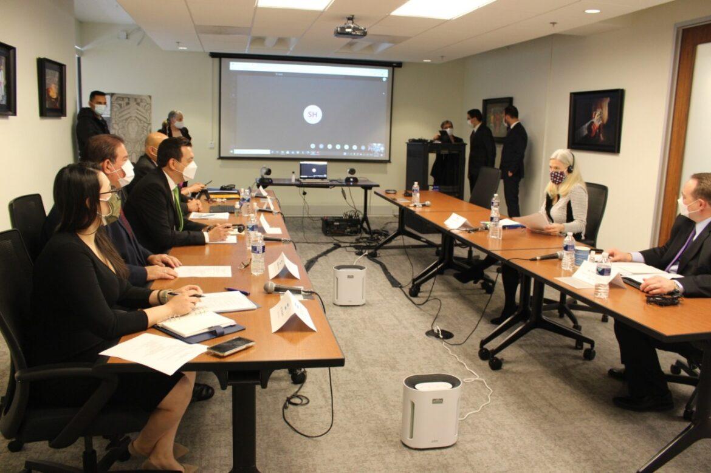 Confirma desde Washington el ministro de Defensa, Fredy Díaz: Honduras y EEUU coordinarán nuevos esquemas en materia de defensa y seguridad