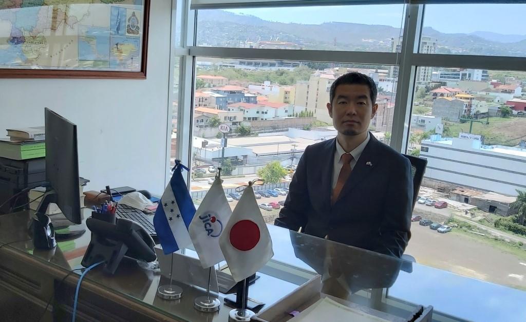 SHINO Katsuhiko es el nuevo Representante Residente de JICA