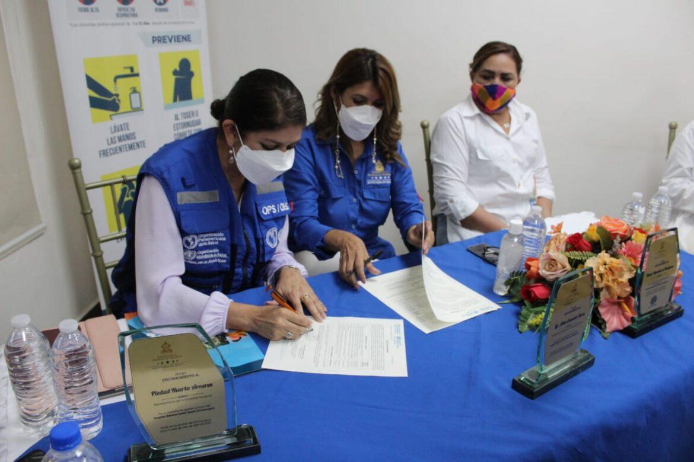 Establecimientos de salud de Comayagua se fortalecen en equipamiento