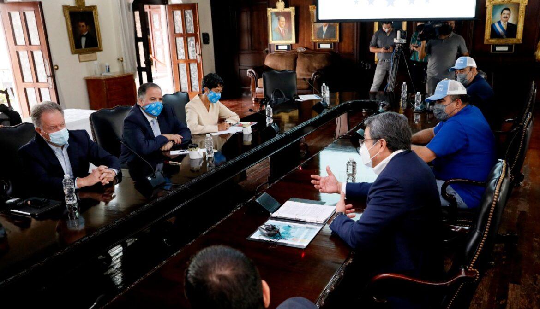 Anuncia su director ejecutivo: PMA acompañará Plan de Reconstrucción Nacional de Honduras en la parte agrícola