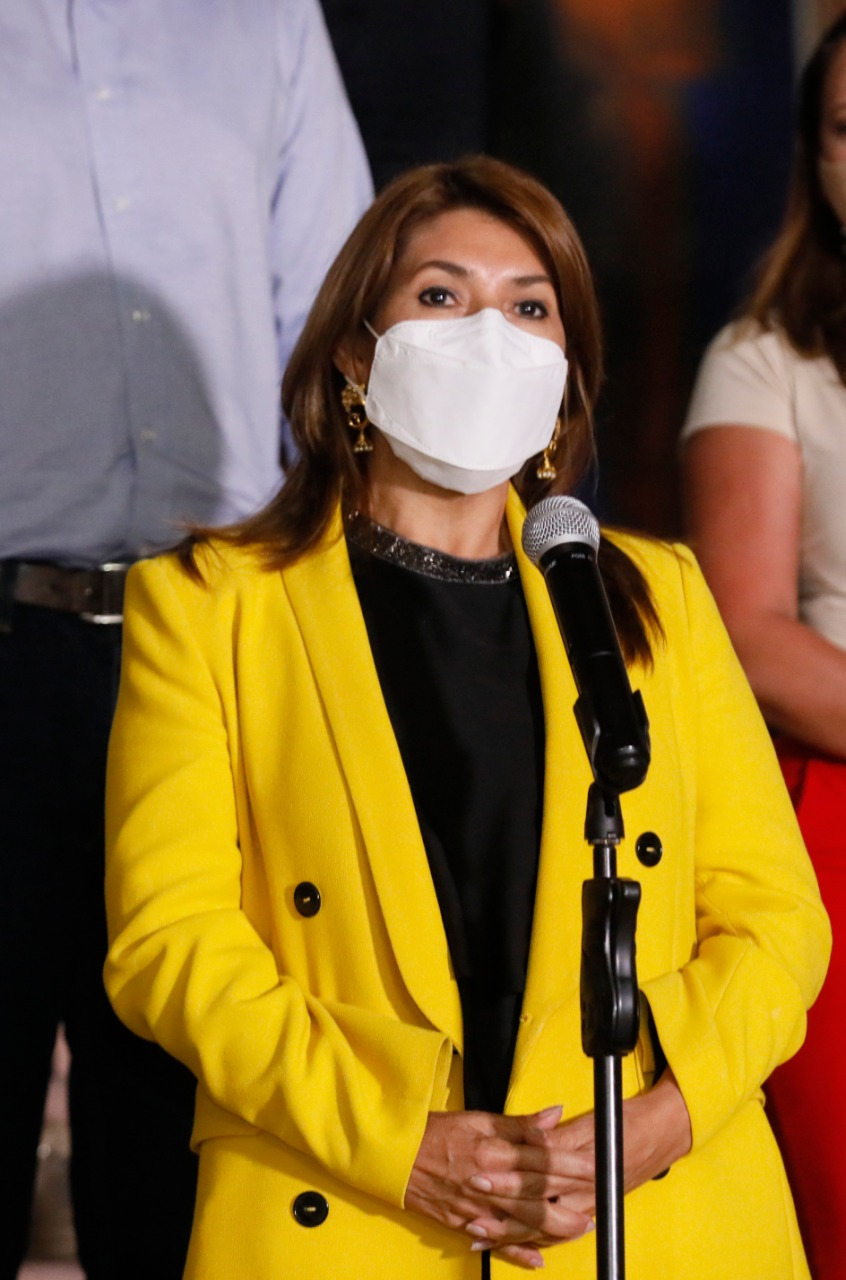 Anuncia ministra de Salud: Gobierno prepara nuevas medidas para hacerle frente a pandemia