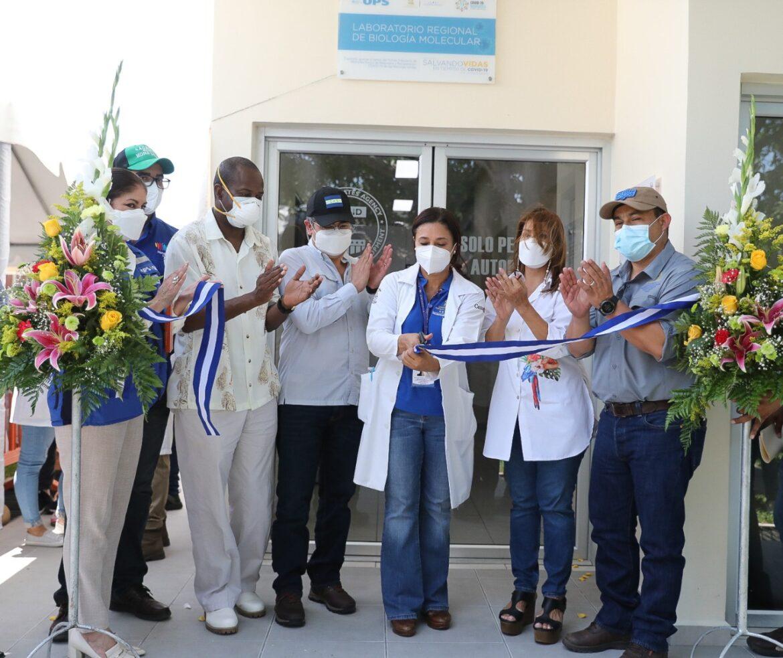 En La Ceiba, Atlántida: Gobierno del presidente Hernández y USAID inauguran Laboratorio de Virología para detectar covid-19
