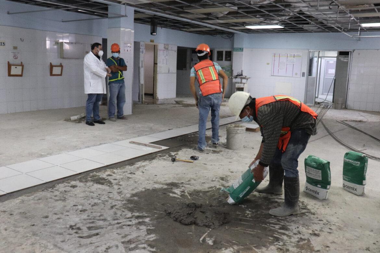 En el hospital Mario Rivas Cepudo invertirá 20 millones de lempiras para la remodelación de las emergencias