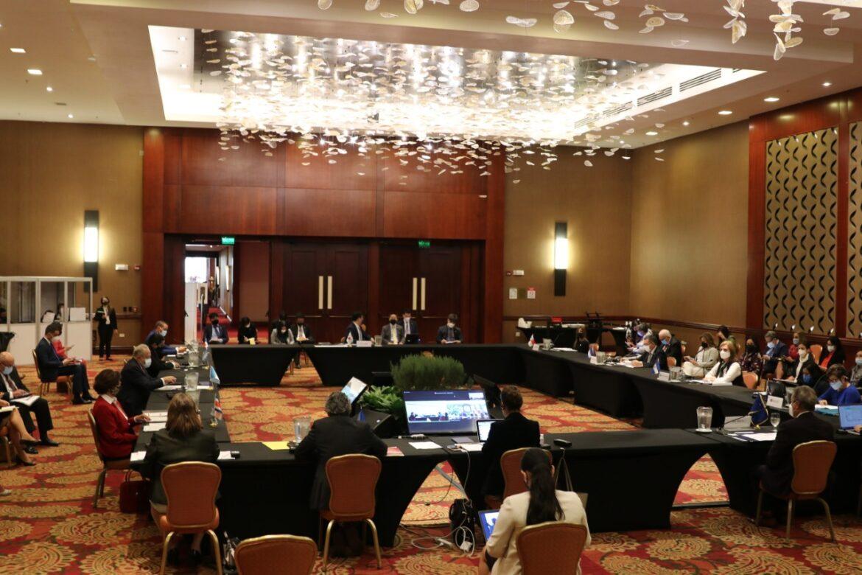 Reconstrucción post Covid-19, entre los temas. Honduras participa en la XIII Reunión del Mecanismo de Diálogo Político y Cooperación SICA – COREA