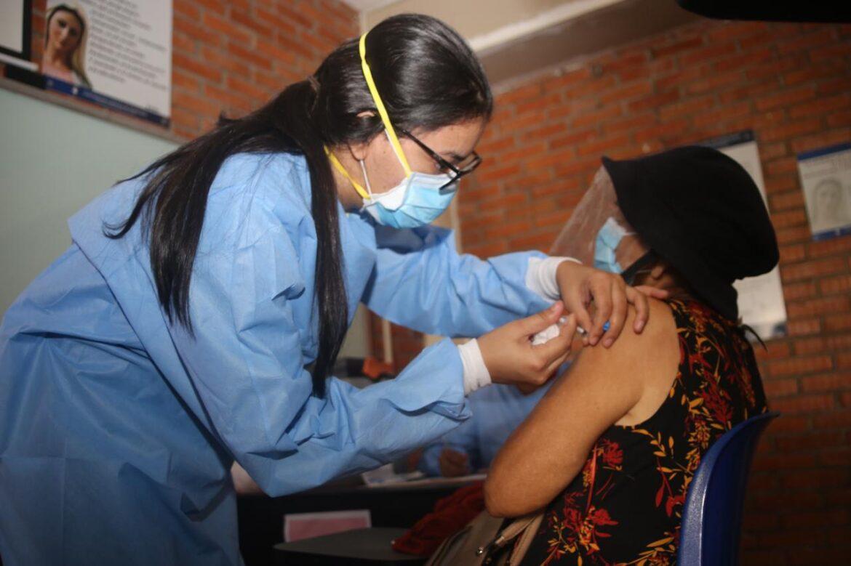 Arranca cuarta jornada nacional de vacunación contra la covid-19