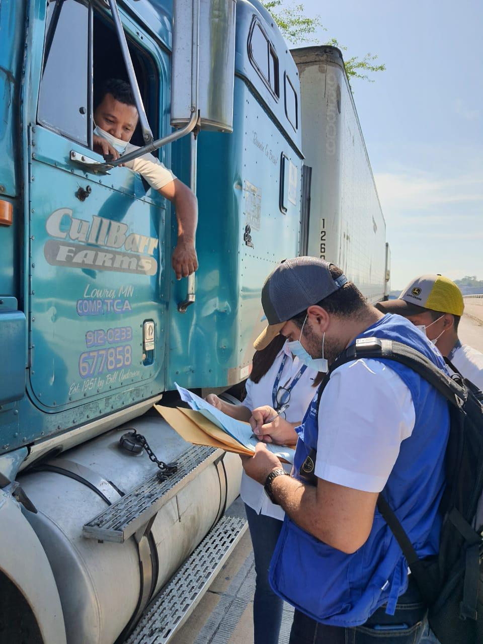 Países centroamericanos desarrollan el plan piloto del Primer Estudio Regional de Tiempos de Despacho (ETD) con énfasis regional