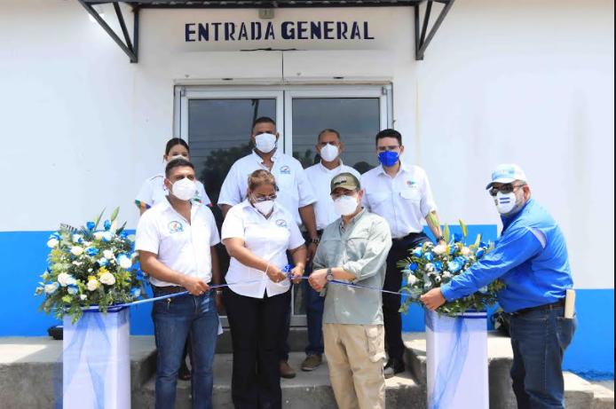 Presidente Hernández inaugura empresa acuícola en fuerte impulso a reactivación económica y empleo
