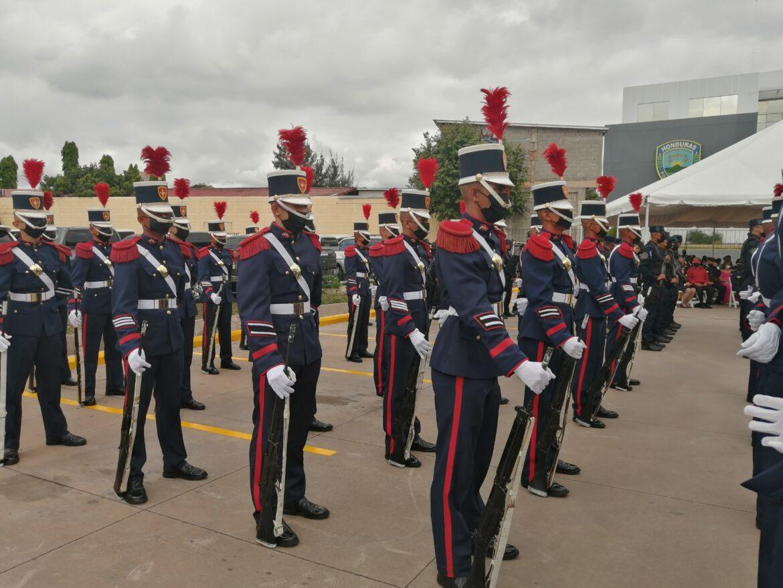 «Ceremonia en conmemoración Al Día del Policía Hondureño, Ascensos, Condecoraciones y Distinciones