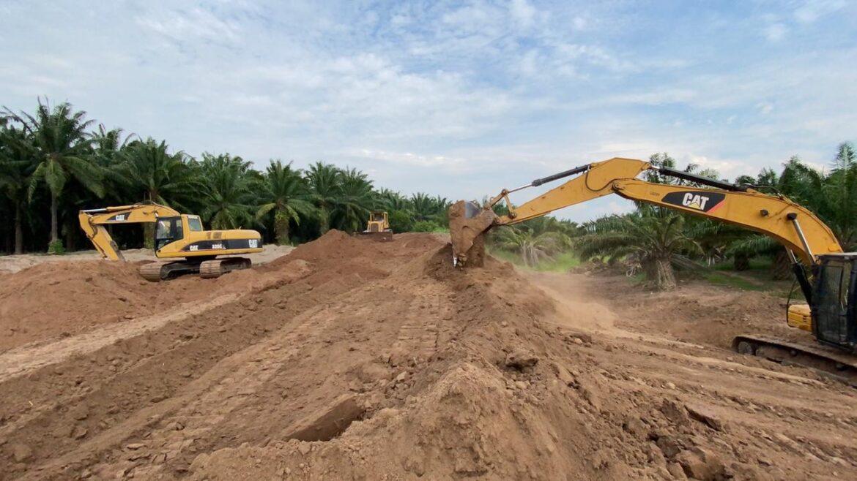 Gobierno ha invertido 400 millones de lempiras en la reconstrucción del 65 por ciento de los bordos en el Valle de Sula: Madero