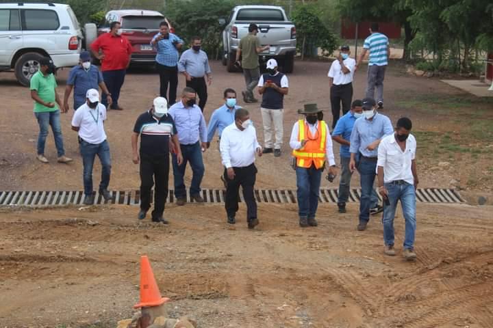 Alcalde Carlos Miranda comparte experiencia con la alcaldía de Tocoa, Colón sobre el funcionamiento del relleno sanitario de Comayagua