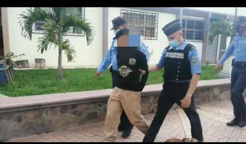 Por violación agravada es capturado un ciudadano en Santa María