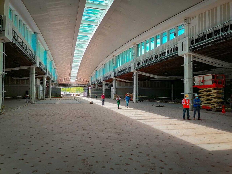 A pocos meses de abrir operaciones el Aeropuerto Internacional de Palmerola