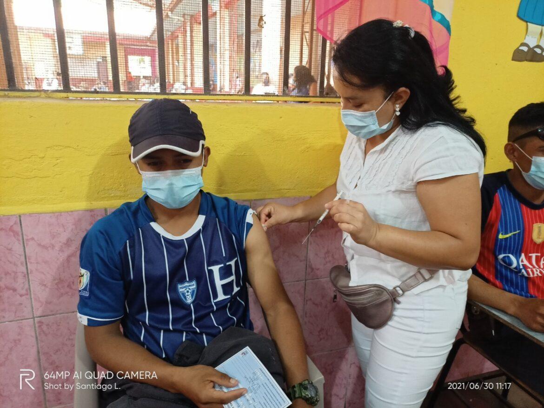 Inoculan a «pepenadores» de Siguatepeque