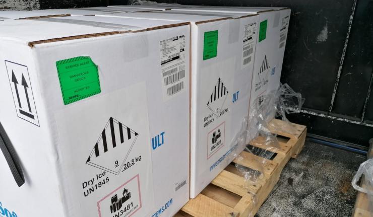 Ya suman 196.560 dosis de vacunas de Pfizer compradas por el gobierno de Honduras
