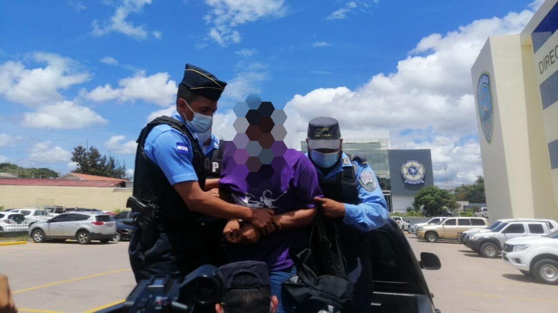 Capturado segundo involucrado en incendio ocurrido en sede de la Embajada de Estados Unidos en Honduras