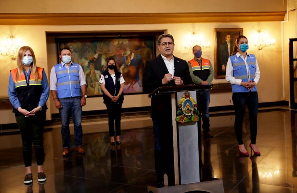 Presidente Hernández: Más de 5.000 personas están listas para Vacunatón Departamental