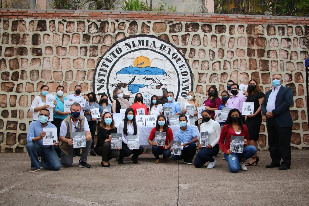 Con el apoyo de USAID: Educación entrega cuadernos de trabajo en 53 centros educativos del Distrito Central