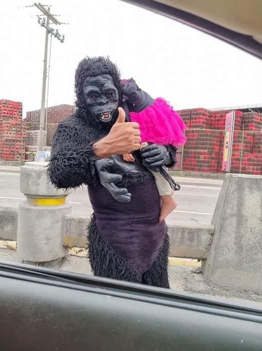 Prisión preventiva contra King Kong