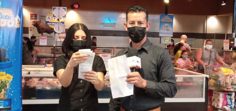 Supermercados Del Corral realiza el último sorteo de la promoción «Los meses más premiados»