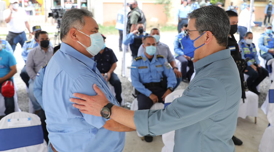 «Nuevo puesto de control fronterizo de Corinto es reflejo de los avances de seguridad del país»
