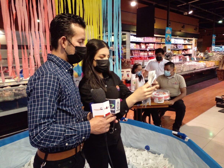 Supermercado Del Corral realiza primer sorteo de paquetes de celebración del Día del Niño