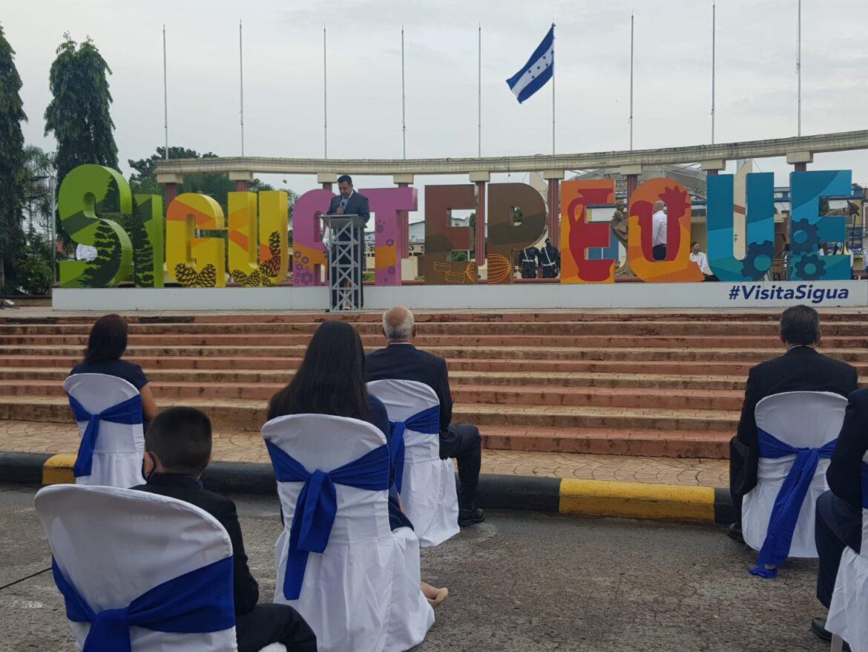 JUAN CARLOS MORALES «Mi compromiso firme de seguir trabajando para transformar la Siguatepeque que soñamos»