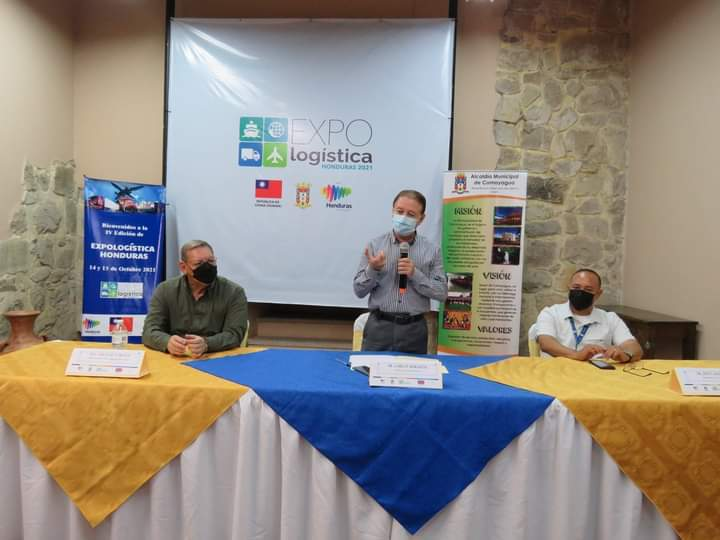 Comayagua lista para iniciar mañana con la cuarta edición de la Expo logística Honduras 2021