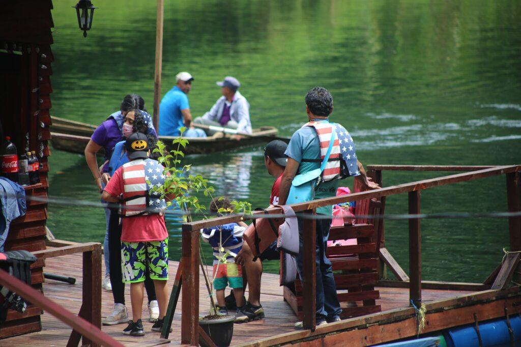 La Joya de los Lagos lista para recibir turistas en Semana Morazánica